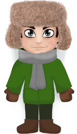 Weather Voloshka: Cold, -20°C, overcast, no significant precipitation